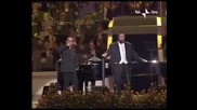 Pavarotti & Bono ~ Ave Maria