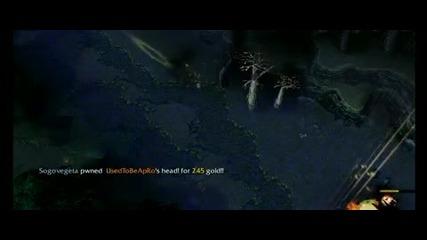 Nevermore - The Dark Knight Returns