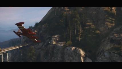 Grand Theft Auto V Trailer #2