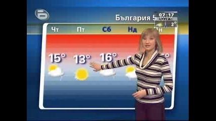 bTV - Времето - 27 Февруари 2008