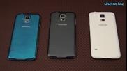 [бг] От какво е направен Samsung Galaxy S5? И как да го отключим с пръстов отпечатък?