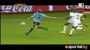 11.06.2010 Уругвай - Франция 0:0 Всички положения и интересни моменти в мача - Мондиал 2010 Юар