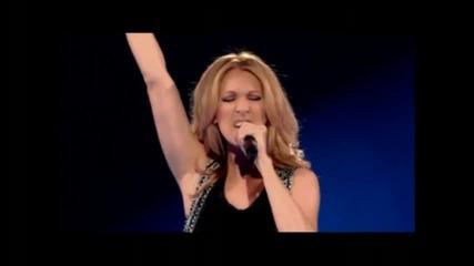 Celine Dion - Queen medley Live [ Tc tour 2008] Hq / Селин Дион на живо *високо качество*