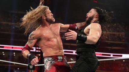 ¡Edge regresa en el Royal Rumble!: Lo Mejor de WWE
