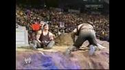 Кейн Погребва Гробаря На Survivor Series