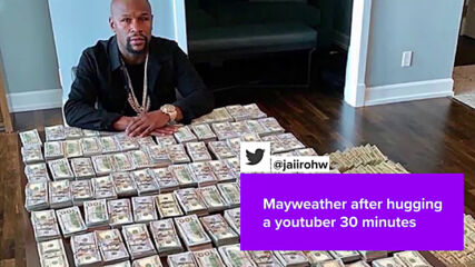 The best Twitter reactions from the Mayweather vs Logan Paul fight