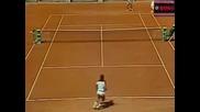 Roland Garros 1978 Björn Borg vs Guillermo Vilas