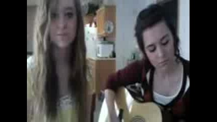 Us Singing White Horse by Taylor Swift (cover)