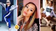 Изненада: Ася Капчикова е в напреднала бременност, чака близнаци!
