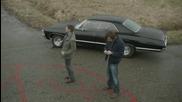 Звездите от сериала '' Supernatural '' замесени в '' Harlem Shake - Братята Уинчестър отново спукват