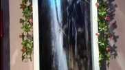 Ромоляща стъклена водна стена (ромолящи)