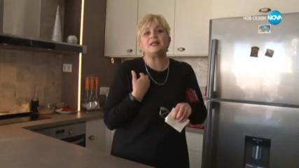 """Българска традиционна кухня с Николина Чакърдъкова в """"Черешката на тортата"""" (07.02.2020) - част 1"""