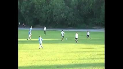 Феноменален гол на 15 годишен украинец !!!