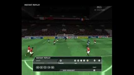 Fifa 09 гол