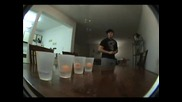 Невероятни Трикове С Пинг - Понг Топчета