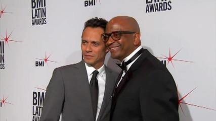 Music Stars Party At BMI Latin Awards