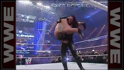 Кеч Мания 23: Батиста срещу Гробаря за световната титла в тежка категория - целият мач