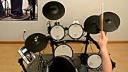 Avenged Sevenfold - God Hates Us - Drum Cover Hq Hd - Superior Drummer 20 Metal Machine