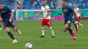 Голът на Карол Линети срещу Словакия