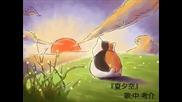 kousuke atari - natsu yuuzora 「 Natsume Yuujinchou Ending Full 」