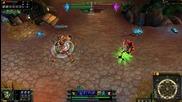 Giant Enemy Crabgot (urgot) League of Legends Skin Spotlight