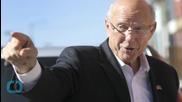 Senator Pat Roberts' Cell Phone Blares Frozen -