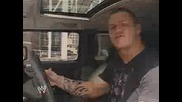 Wwe - Автомобилът На Randy Orton