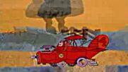 Wacky Races E11 By Rollercoaster to Upsan Downs