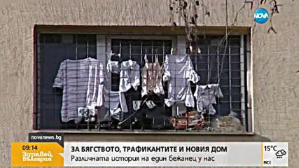 Да се влюбиш в България: Различната история на един бежанец
