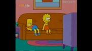 Семейство Симпсън - Хоумър Просяка