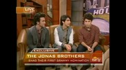 Jonas Brothers After The Grammy Nomination
