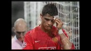 Cristiano Ronaldo - това болеше