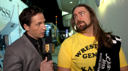Kassius Ohno on why he's still the best British wrestler: WWE.com Exclusive, Dec. 4, 2019