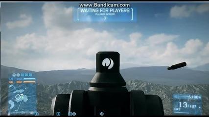Battlefield 3 Scar-h