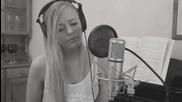 Неповторима! Едно момиче с вълшебен глас! Alone Again - Alyssa Reid cover - Beth