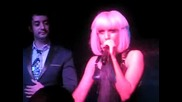 Lady Gaga Poker Facequot Live with Acapella