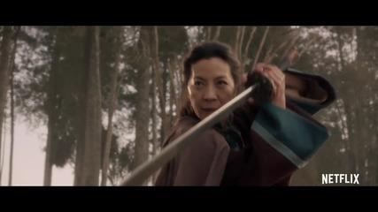 Crouching Tiger, Hidden Dragon Sword of Destiny - Trailer - Netflix [hd]