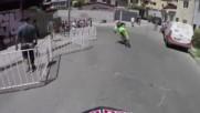 Екстремен спорт с колело