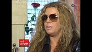 Indira Radic - Intervju - Red Carpet - (TV Obn 2012)