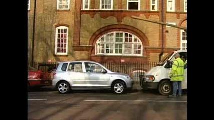 Neveroiatno Parkirane Na Mazda