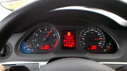Audi A6 4.2 V8 250 kmh