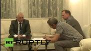 Афганистан: Украинските заложници са официално освободени с помощта на руските власти