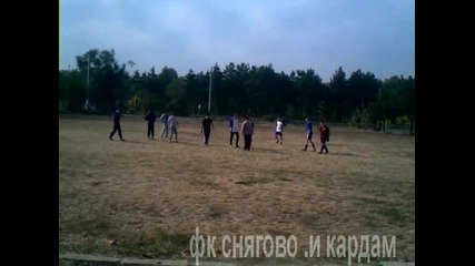 Фк Снягово И Кардам 14.10.2012