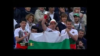 Григор Димитров взе реванш срещу Бердих и се класира на ¼ финалите в Рим