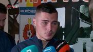 Илия Юруков: Нуждаехме се от тази победа, с всеки мач съм по-уверен