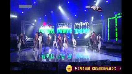 100730 Infinite and Teen Top