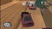 Grand Theft Auto: San Andreas - Епизод 33 ( Училище по плаване )