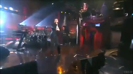 Depeche Mode - Angel (live on Letterman)