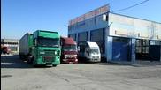 Репатриране на словашки Daf от Метро в Хасково до сервиза за ремонт 04.11.2015