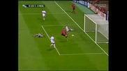 Бербатов Вкарва На Реал Мадрид